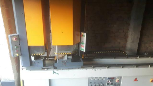 Makineri per Dyer Dhe Dritare Pvc Alumin
