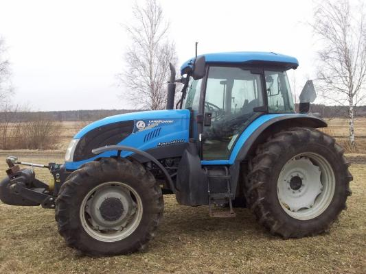Traktor Landini Landpower 125