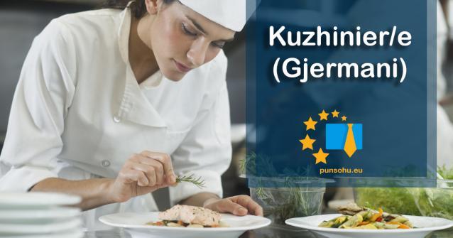Kuzhinier/e (Gjermani)