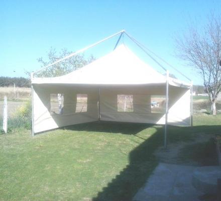 Cadra (tenda) me qera per evente te ndryshme dhe dasma, tavolina stola etj