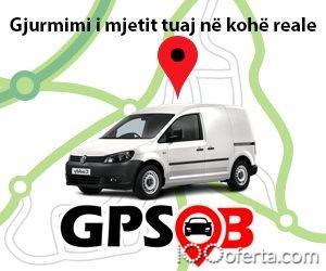 OFERTE! Gjurmim GPS per automjete 7.5EUR/muaj