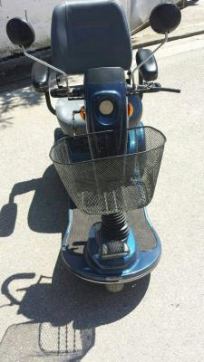 Shitet motorr invalidi