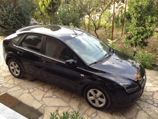 Ford Focus 1.9 TDCI kambio manuale, nafte, ngjyre...