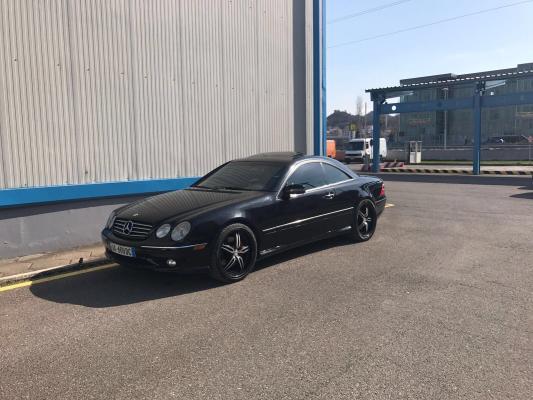 Benz CL600 AMG