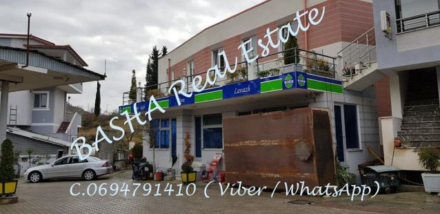 SHITET Pike karburanti + Gazi ,bar kafe ,lavazh , zyra + ndertesa ndihmese