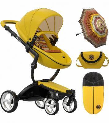 Mima Xari Stroller Complete, Limited Edition - E verdhe