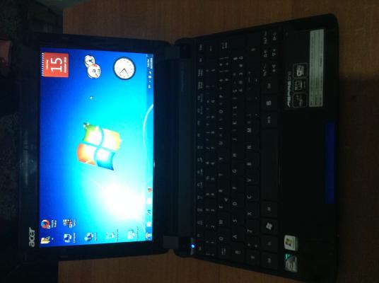 Shes nje Notebook Acer Aspire One ne gjendje te Shkelqyer!