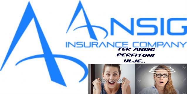 Ansig(kompani sigurimesh) Oferte per siguracionet e automjeteve.