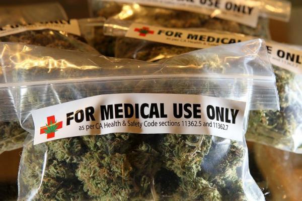 Marihuana mjekesore.