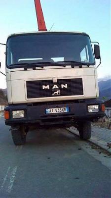 Shitet Kamjon MAN 17-192