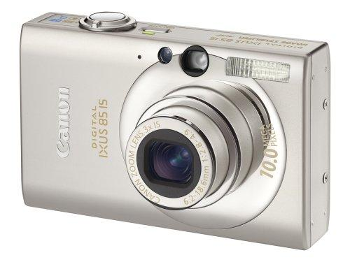 Canon IXUS 85IS dhe Nikon Coolpix 4600