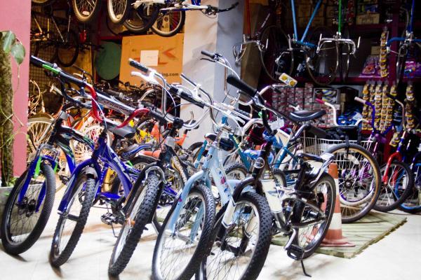 Bicikleta Mountain Bike 7000 ALL, USA te perdorura