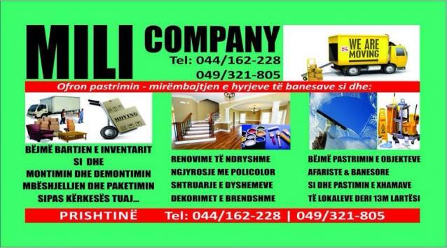 Mili company
