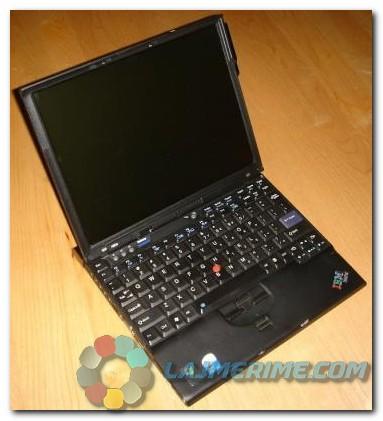 Laptop IBM/Lenovo Thinkpad X60s - 880 Euro