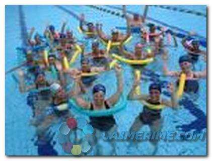 Gjimnastike ne uje dhe Kurse Noti