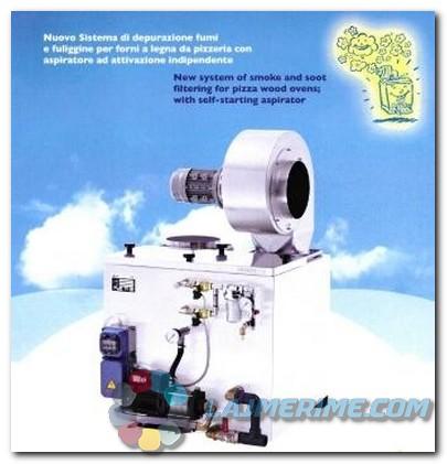 makineri per pastrimin e blozes, ajerit me carbone aktive, aspiratore, guzhina