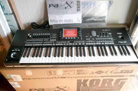 Korg Pa3x 61 sintetizues EUR800