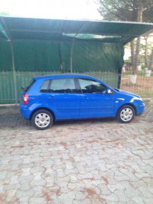 Volkswagen Polo 1.4 Benzine 2003 Automatik BLU -cel. 0672061089