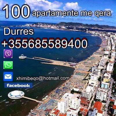 100 Apartamente per plazh