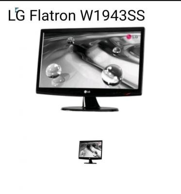 shitet monitor LG flatron