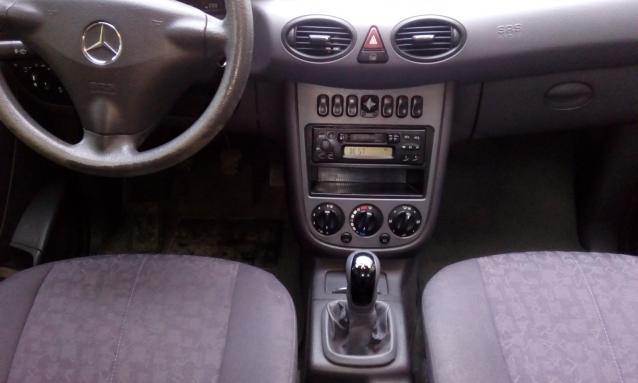 Shitet A class Elegance 140 Benzine 2200 EURO