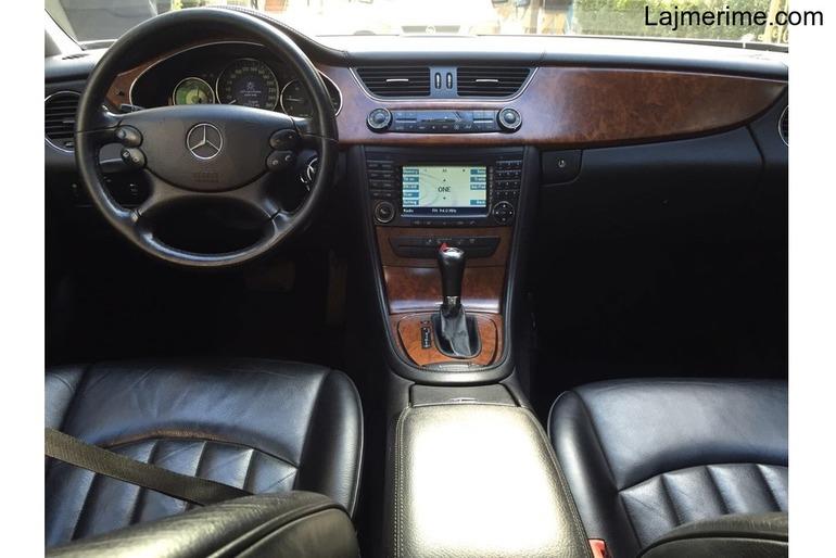 Shitet Benz Cls, 7500 euro