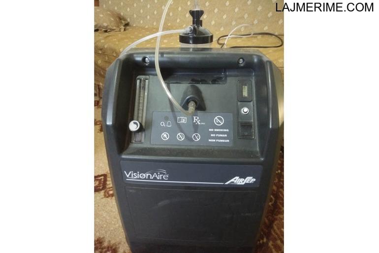 makineri oksigjeni  jepet vetem me qera   0695808383