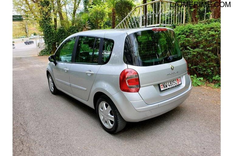 Renault Modus 1.6 BENZINE 2010 ZVICRA AUTOMATIKE