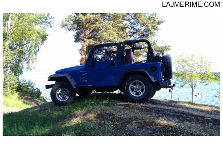 Jeep Wrangler 2.5i Sport 1999