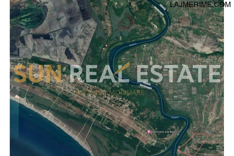 Toka për shitje në Ulqin