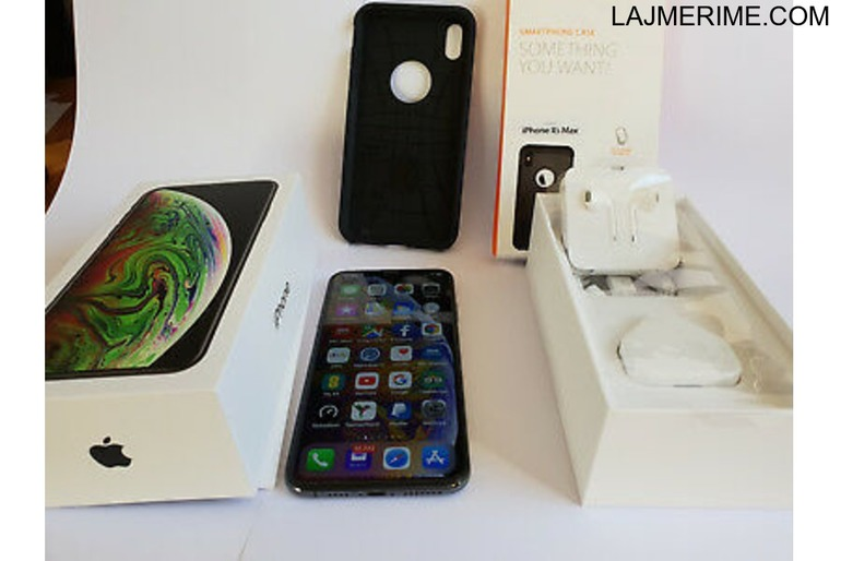 Apple iPhone XS Max - 512GB - Hapësira gri (e hapur) A2101 (GSM)