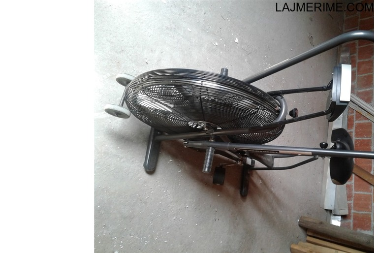 Biçiklete (Airdyne Schwinn)