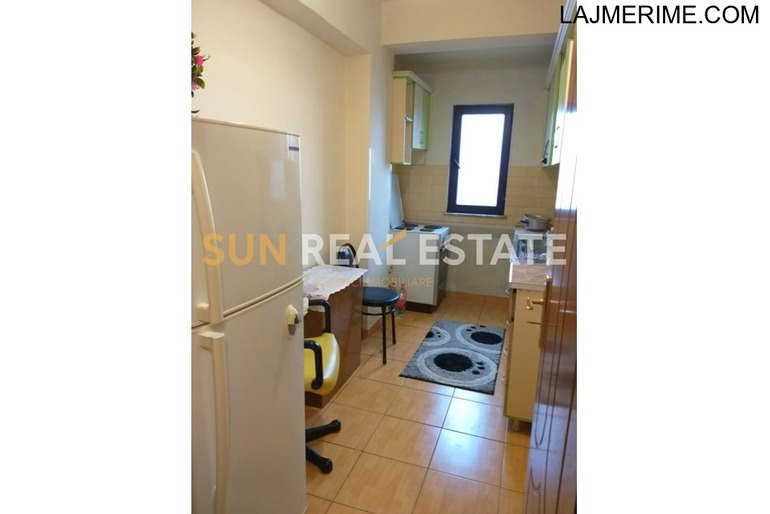 Apartament 1+1 me qira në Parrucë.