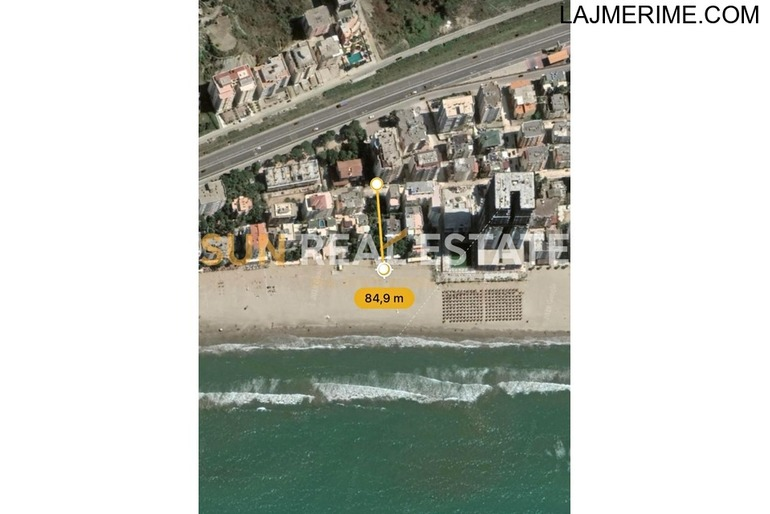 OKAZION: 14 Apartamente për shitje në Durrës.
