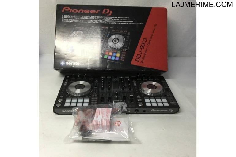 Pioneer DDJ-SX3 Controller = $550USD, Pioneer DDJ-1000 Controller = $550,   Pioneer XDJ-RX2 = $850