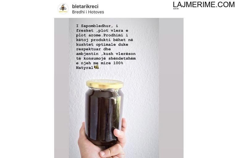Kush vlereson te ushqehet shendetshem e njef me mire , Mjalte 100% Natyral