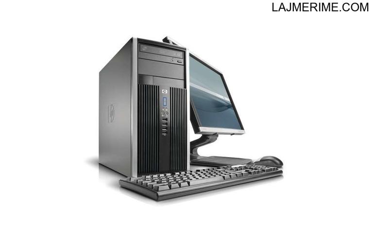 Shitet njesi desktop HP