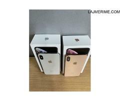 Apple iPhone XS Max - 512 GB - Hiri i Hapësirë ose Ari (i Hapur)