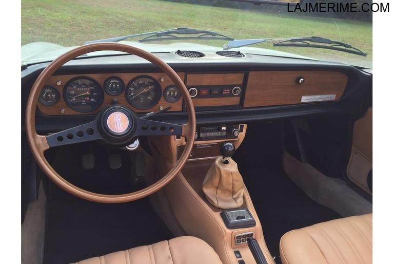 Fiat 124 Spider 1975