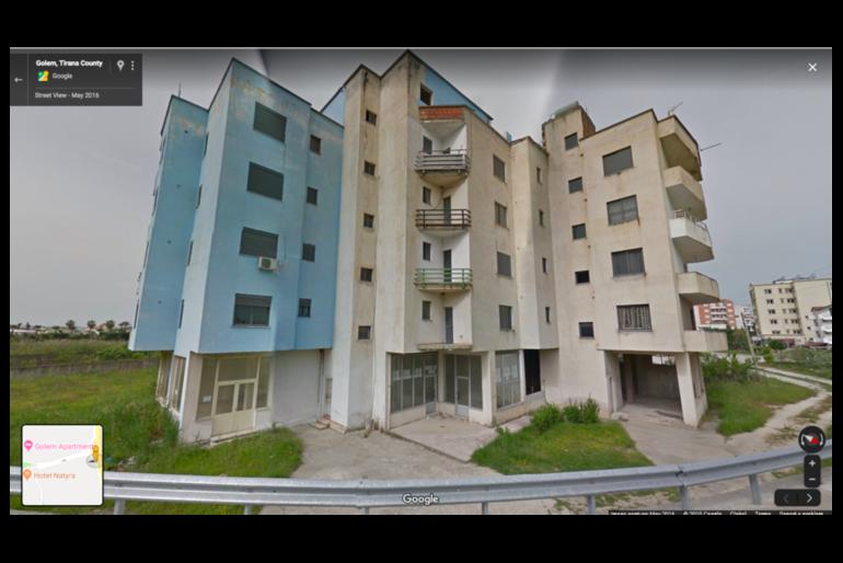 Shes banesa/apartamente 40m2, 44m2, 54m2, 64m2 dhe lokale 170m2 te Mali i Robit, Shqiperi