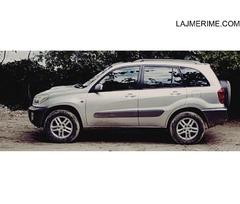 Toyota Rav4 2002,2000 nafte
