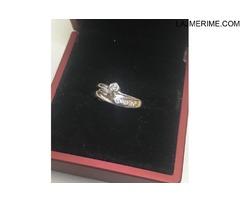 Unazë Diamant