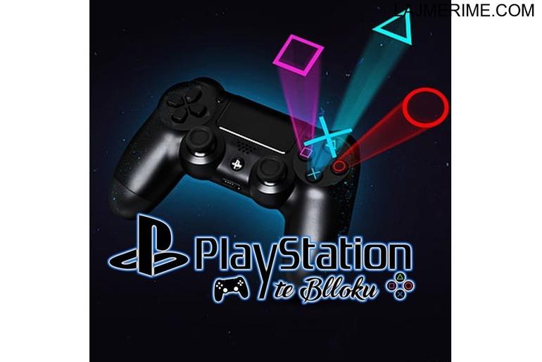 PLAYSTATION TE BLLOKU / 100 Leke / ora