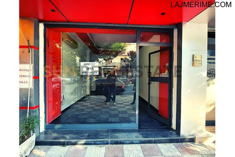 Dyqan me qira te Kinema Millenium