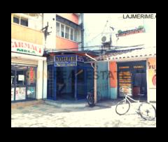 Dyqan per shitje te Ura Dervishbeg