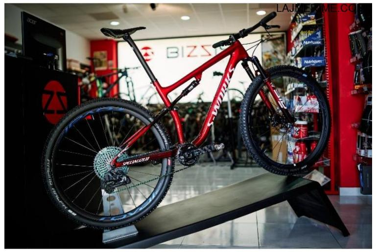 2021 Specialized S-Works Epic Hardtail